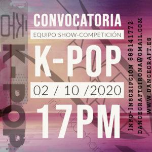 Equipo Show-Competición K-Pop DC